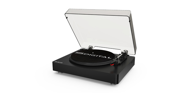 S-Digital Turntable with Bluetooth Transmitter