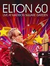 Elton 60: Live at Madison Square Garden - Elton John (Collector's Edition) (2 Disc + CD) on DVD
