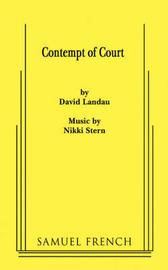 Contempt of Court by David Landau image