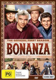 Bonanza - Season 1 on DVD