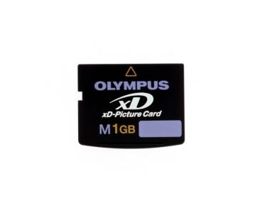 Olympus xD Picture Card 1GB M-XD1GM image