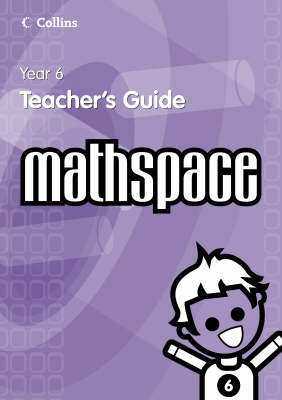 Mathspace: Year 6: Teacher's Guide by Lambda Educational Technologies Ltd
