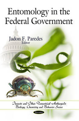 Entomology in the Federal Government