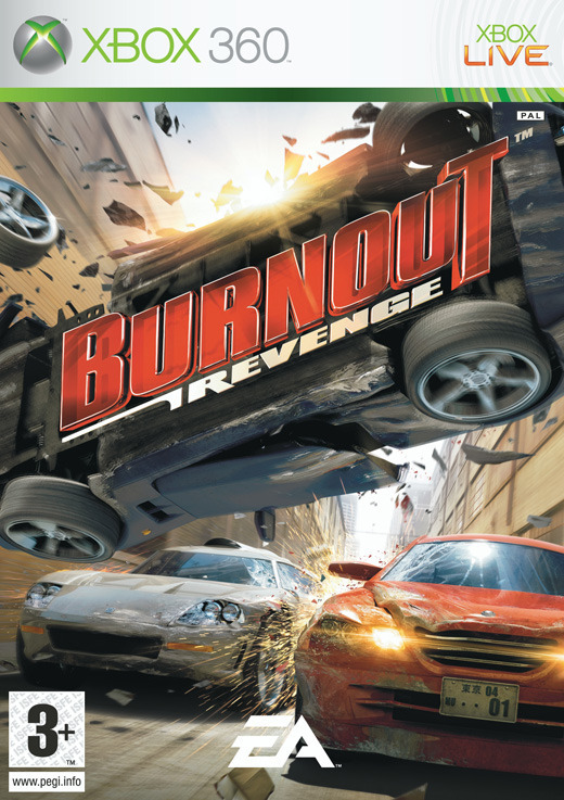 Burnout: Revenge for X360