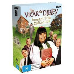 The Vicar Of Dibley - Immaculate Collection Box Set on DVD
