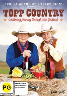 Topp Twins: Topp Country - Season 1 on DVD