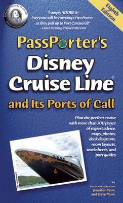 Passporter's Disney Cruise Line and Its Ports of Call 2010 by Jennifer Marx image