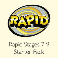 Rapid Stages 7-9 Starter Pack by Alison Hawes