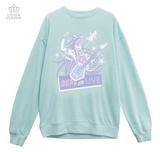 Danganronpa: Mioda Dead or Live Sweatshirt - Mint