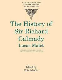 The History of Sir Richard Calmady image