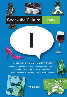 Speak the Culture: Italy image