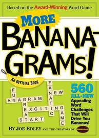 More Bananagrams! by Abe Nathanson image