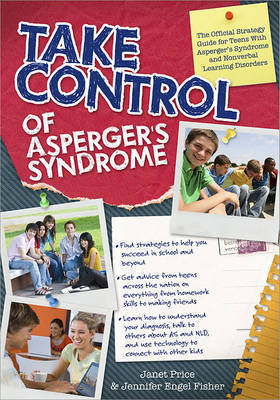 Take Control of Aspergers Syndrome by Janet Price image