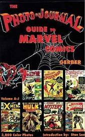 The Photo-Journal Guide to Marvel Comics: v. 3 by Ernst Gerber image