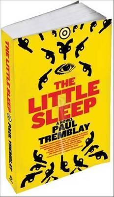 The Little Sleep by Paul R Tremblay image