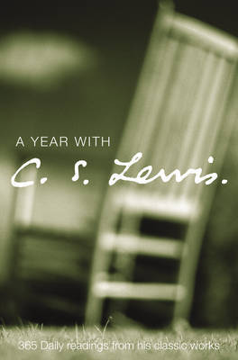 A Year With C S Lewis by C.S Lewis image