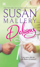 Delicious by Susan Mallery image