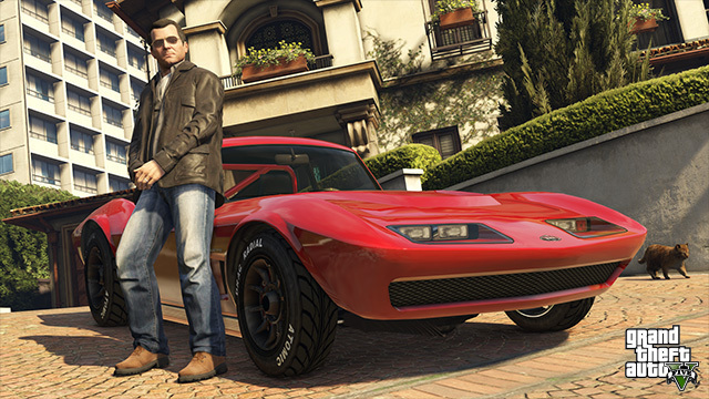 Grand Theft Auto V Online Premium Edition for PS4 image