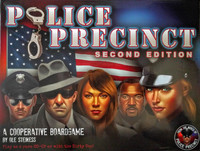 Police Precinct: 2nd Edition - Board Game