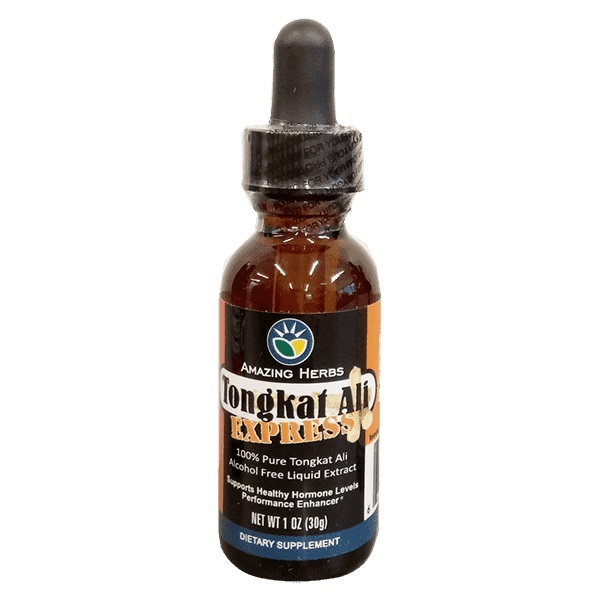 Amazing Herbs Black Seed Tongkat Ali Express Liquid Extract (30ml)