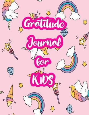 Gratitude Journal for Kids by Karlie Montes