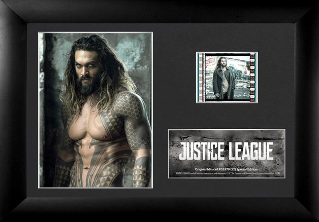 FilmCells: Mini-Cell Frame - Justice League (Aquaman)