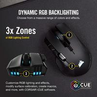 Corsair Ironclaw RGB Wireless Optical Gaming Mouse for PC