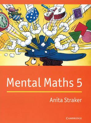 Mental Maths by Anita Straker image
