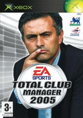 Total Club Manager 2005 for Xbox