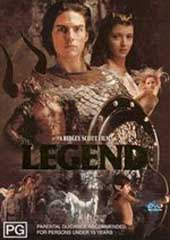 Legend on DVD