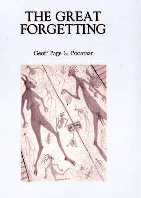 Great Forgetting by Geoff Page