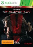 Metal Gear Solid V: The Phantom Pain Day One Edition for Xbox 360