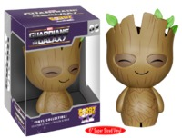 Guardians of the Galaxy: Groot 6-Inch Dorbz XL Vinyl Figure