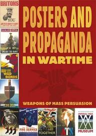 Posters And Propaganda in Wartime by Ruth Thomson image