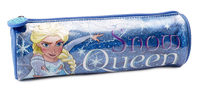 Frozen Barrel Pencil Case - Snow Queen