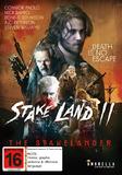 Stake Land II: The Stakelander DVD