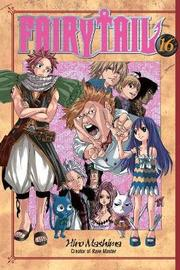 Fairy Tail 16 by Hiro Mashima