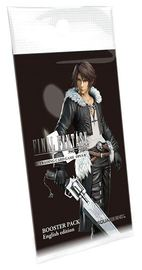 Final Fantasy Trading Card Game Opus II Single Booster image