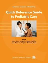 AAP Quick Reference Guide to Pediatric Care image