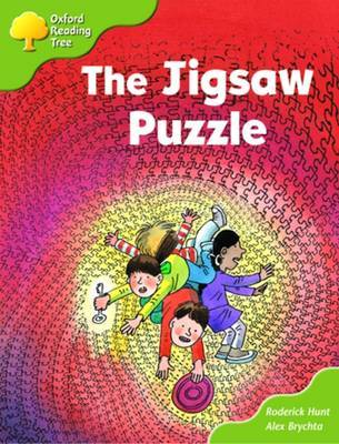 Oxford Reading Tree: Stage 7: More Storybooks A: the Jigsaw Puzzle by Roderick Hunt image