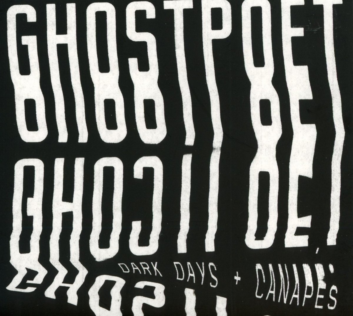 Dark Days + Canapés (LP) by Ghostpoet image