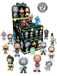Rick and Morty: Series 1 - Mystery Minis Figure - [Hot Topic Ver.] (Blind Box)