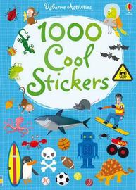 1000 Cool Stickers by Fiona Watt