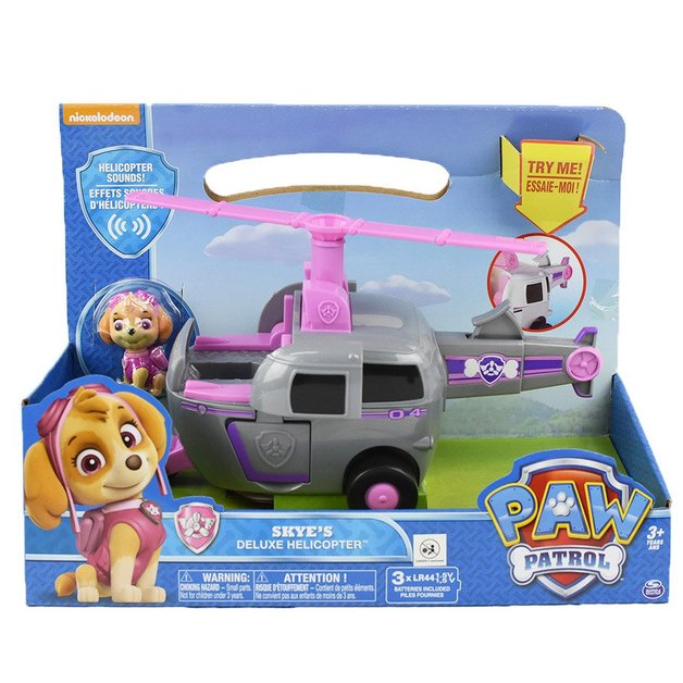 Paw Patrol: Skye's Deluxe Helicopter