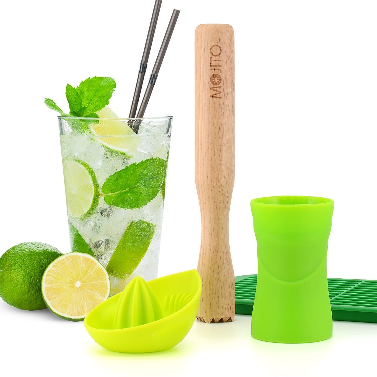 Bar Amigos: Mojito Cocktail Set image