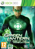 The Green Lantern: Rise of the Manhunters for Xbox 360