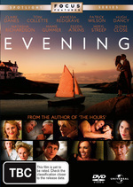 Evening on DVD