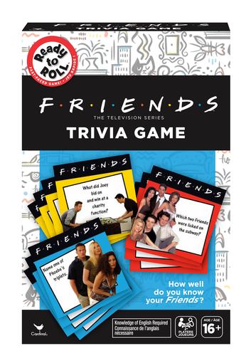 Cardinal: Friends - Trivia Game