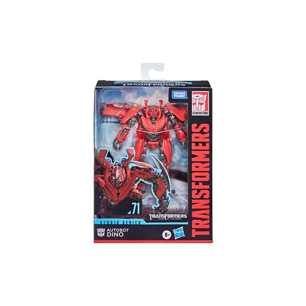 Transformers: Studio Series - Deluxe Class (Autobot Dino)