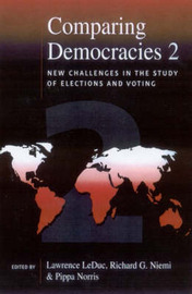 Comparing Democracies: New Challenges in the Study of Elections and Voting by Lawrence LeDuc image